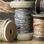 Hand Painted Twine