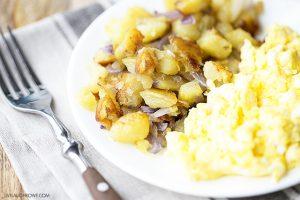 Breakfast Home Fries Recipe