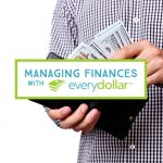 Managing Finances with EveryDollar