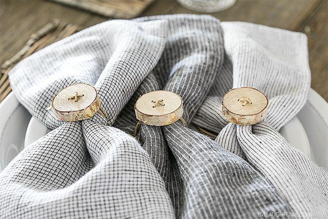 Art For Napkin Rings