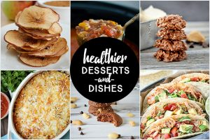 On the hunt for some healthier desserts and dishes? We've got you covered! livelaughrowe.com