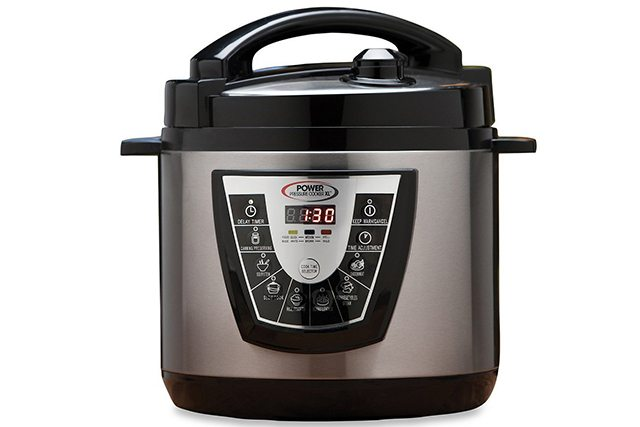 A pressure cooker provides so many possibilities! livelaughrowe.com