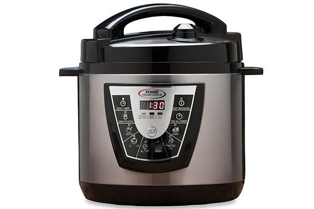 A pressure cooker provides so many possibilities! livelaughrowe.com