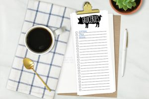 Sometimes lists are my only saving grace! This printable grocery list and to-do list aren't only cute, but they're lifesavers too. Grab yours at livelaughrowe.com