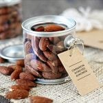 Cinnamon Roasted Almonds Recipe