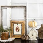 Oak Acorns and Leaves Fall Printable