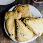 Orange Cranberry Scones Recipe