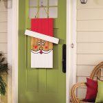Seasonal Character Door Hanger | October DIH Workshop