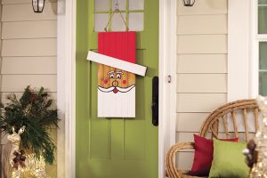 Seasonal Character Door Hanger | October DIH Workshop