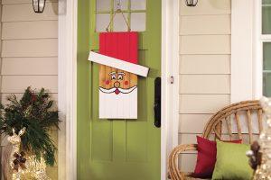 Seasonal Character Door Hanger   October DIH Workshop