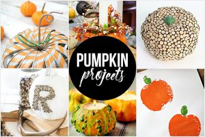 Pumpkin Projects | Party Time!