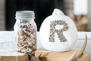 DIY String Art | Rustic Fall Decor