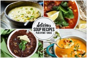 Soup Recipes and More | Party Time!