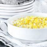 Pressure Cooker Creamed Corn