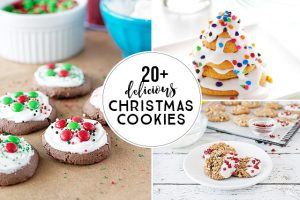 20+ Delicious Christmas Cookies