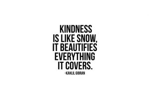 2017 February Calendar | Kindness is Like Snow