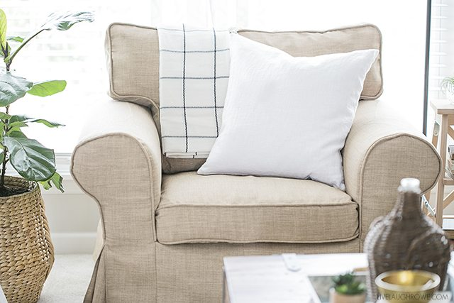 Custom Slipcover That Is Durable Washable And Pet Friendly