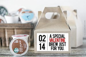 Coffee Gift Idea for Valentine's Day