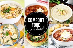 Comfort Food in a Bowl | Last Party!