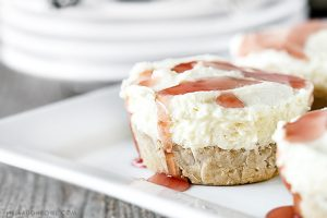 Easy No-Bake Cheesecake Cups