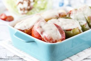 Colorful and flavorful Stuffed Peppers Recipe -- one that won't disappoint. livelaughrowe.com