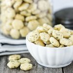 Dilly Oyster Cracker Recipe | Snack Time!