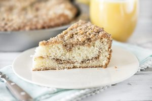 Sour Cream Crumb Cake Recipe
