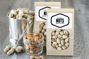 Nuts About You Printables | Gift Idea