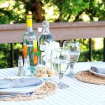 Dining Alfresco | Dinner for Two at Home