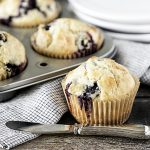 Blueberry Muffins | A Breakfast Staple