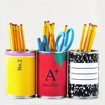 Back to School Craft | Soup Can Covers