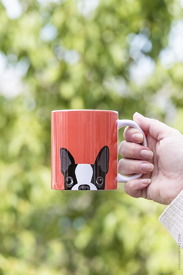 Start your best day ever with coffee -- and a cute mug! livelaughrowe.com