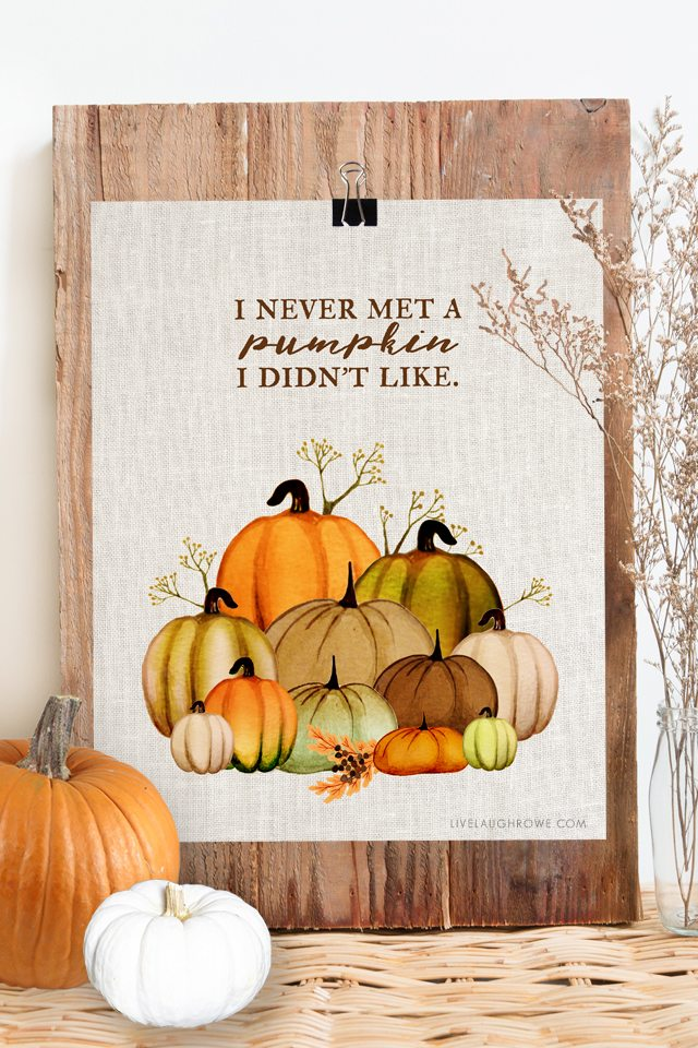 graphic regarding Printable Pumpkin Pictures known as I under no circumstances fulfilled a Pumpkin I didnt which includes Slide Printable - Dwell