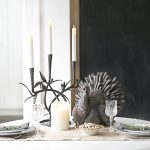 Thanksgiving Tablescape for Two with Balsam Hill