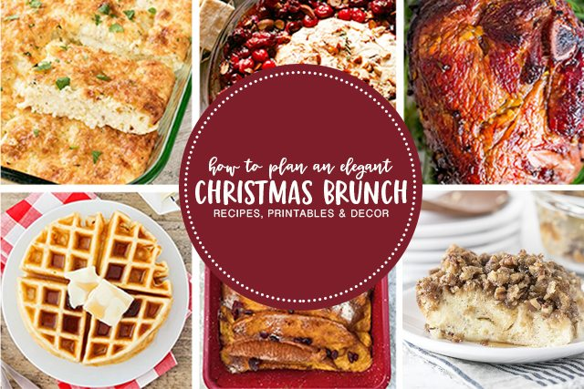 christmas brunch ideas meal plan and entertaining live laugh rowe