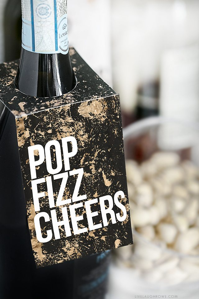 pop fizz cheers whether its for a birthday celebration engagement party or new years