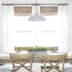 Neutral Window Treatments | Farmhouse Style
