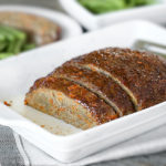 Healthy Meatloaf Recipe | Weight Watchers Meatloaf