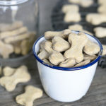 Quick and Easy Homemade Peanut Butter Dog Treats