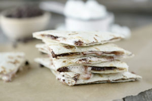 A fun spin on a traditional treat -- swap out the graham crackers for tortillas and make S'more Quesadillas. Recipe at livelaughrowe.com