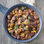Three-Bean Weight Watchers Chili | ZERO Points