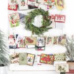 Vintage Inspired Printable Christmas Postcards