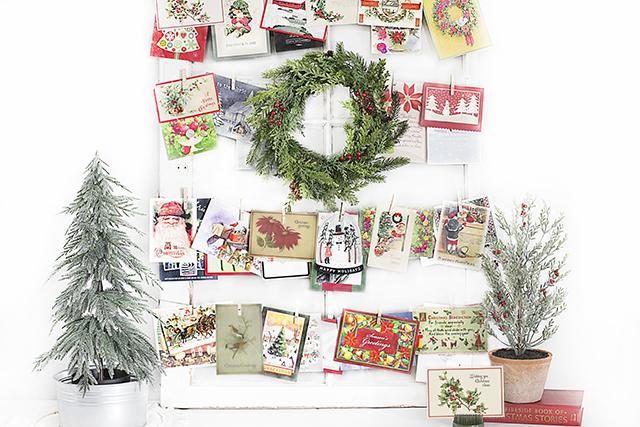 image regarding Printable Christmas Stories named Basic Impressed Printable Xmas Postcards - Are living Chuckle Rowe