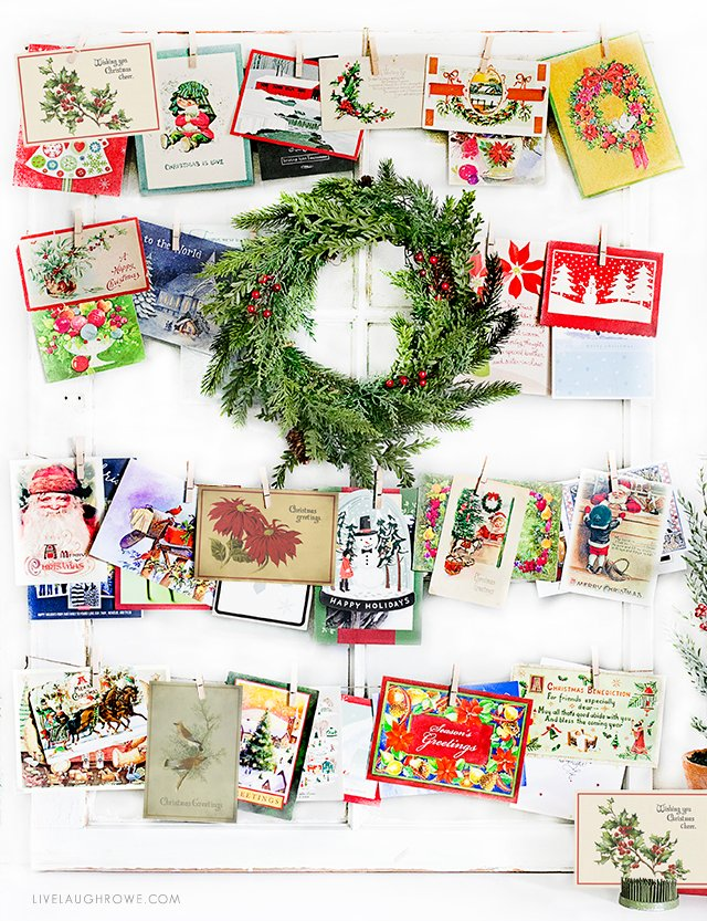 photo relating to Printable Post Cards named Typical Impressed Printable Xmas Postcards - Are living Giggle Rowe