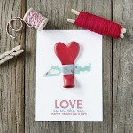 Love Is In The Air Printable Balloon Valentines