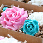 How to Make Chocolate Flowers!  Easy Gift Idea.