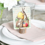 Free Printable Easter Place Cards (or Journal Cards)