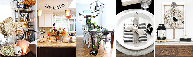 Halloween Decor Inspiration