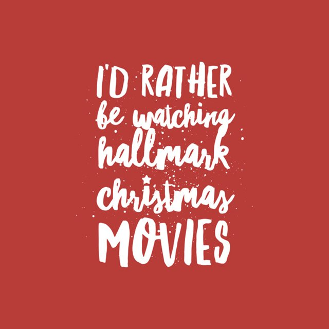 Hallmark Channel Meme