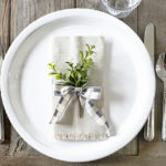 Place Setting Ideas for Fall and Thanksgiving